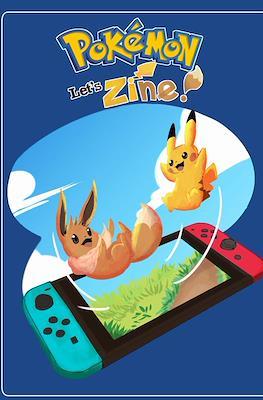 Pokemon Let's Zine