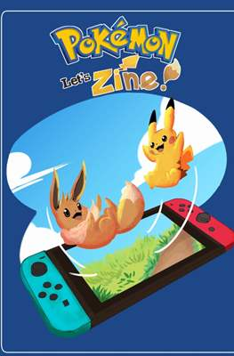 Pokemon Let's Zine (Digital) #