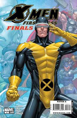 X-Men First Class Finals (Comic Book) #3
