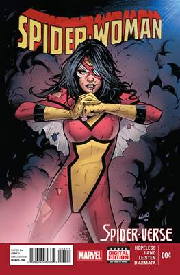 Spider-Woman (Vol. 5 2014-2015) (Comic-book) #4