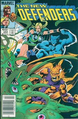 The Defenders vol.1 (1972-1986) (Comic Book 32 pp) #141