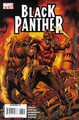 Black Panther Vol. 4 (2005-2008) (Comic Book) #38