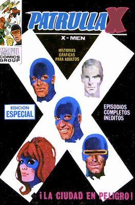 Patrulla X Vol. 1 (Rústica 128 pp. 1969-1972) #10