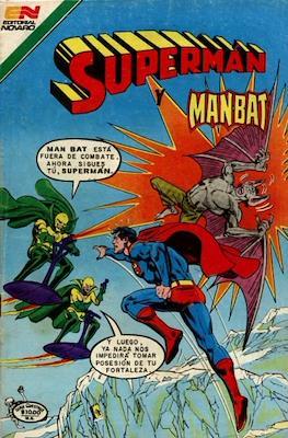 Supermán (Grapa. Serie Avestruz) #98