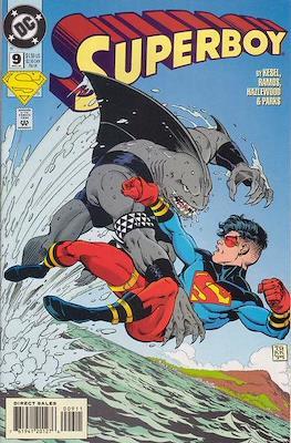 Superboy Vol. 4 #9