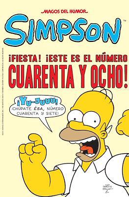 Magos del humor Simpson #48