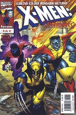 X-Men: Liberadores (1999) (Grapa 24 pp) #4