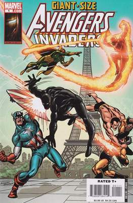 Avengers / Invaders Giant-Size