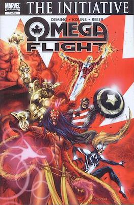 Omega Flight (Comic-Book) #1