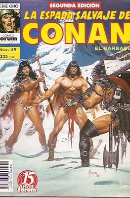 La Espada Salvaje de Conan Vol. 1. 2ª edición (Grapa. 64 páginas) #59