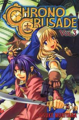 Chrono Crusade #3
