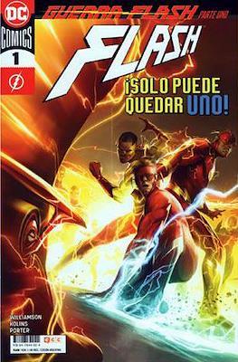 Flash (Grapa 48 pp) #1