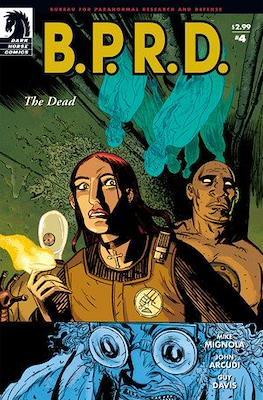 B.P.R.D. (Comic Book) #16