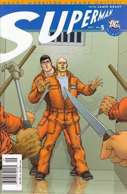 All Star Superman (Comic Book) #5
