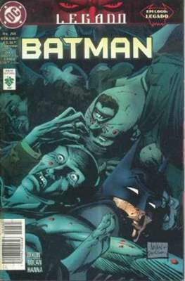 Batman (1987-2002) (Grapa) #265