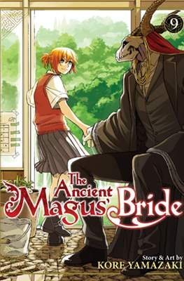The Ancient Magus' Bride (Paperback) #9