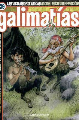 Galimatías (Rústica. 16 pp) #39