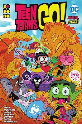 Teen Titans Go! (Rústica 72 pp) #1