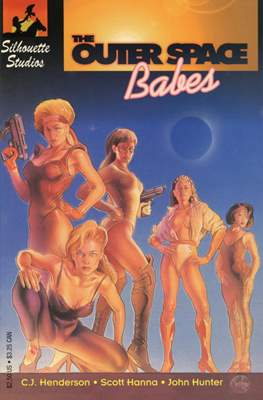 The Outer Space Babes Vol. 1
