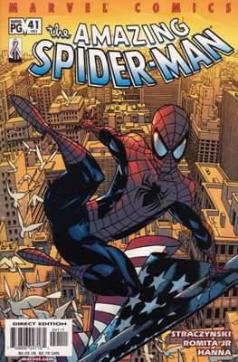 The Amazing Spider-Man Vol. 2 (1999-2014) (Comic-Book) #41 (482)
