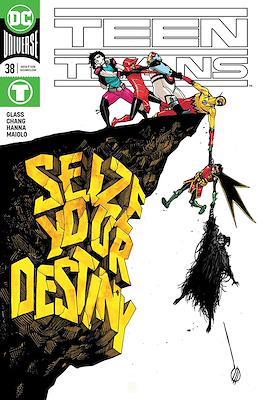 Teen Titans Vol. 6 (2016-) (Comic Book) #38