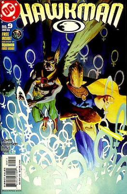 Hawkman Vol. 4 (2002-2006) (Comic book) #9