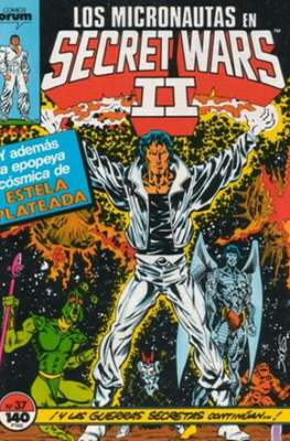 Secret Wars (1985-1987) (Grapa 32 pp) #37