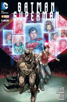 Batman / Superman. Nuevo Universo DC (Grapa) #20
