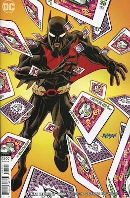 Batman Beyond (Vol. 6 2016-...Variant Covers) (Comic Book) #27