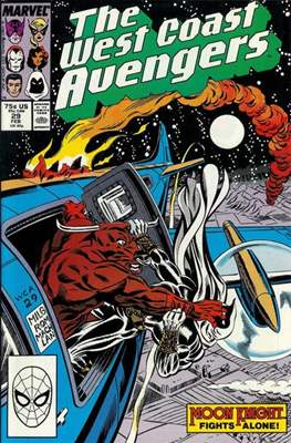 West Coast Avengers Vol. 2 (Comic-book. 1985 -1989) #29
