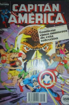Capitán América Vol. 1 (1985-1992) (Retapado Rústica) #3