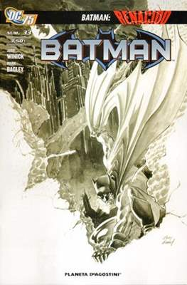Batman (2007-2012) (Grapa. 48 pp) #33