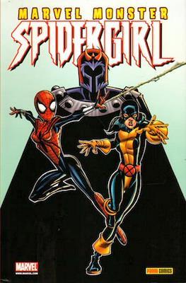 Spidergirl vol. 4 (2006-2011). Marvel Monster (Rústica) #5