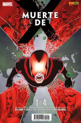 Muerte de X (2017) (Grapa) #1