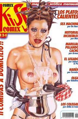 Kiss Comix #134