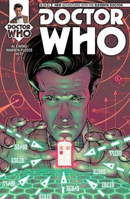 Doctor Who: The Eleventh Doctor (Comic Book) #8