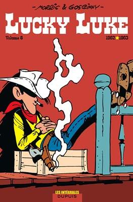Lucky Luke - L'Intégrale #8