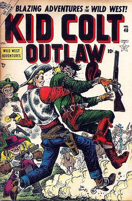 Kid Colt Outlaw Vol 1 #40