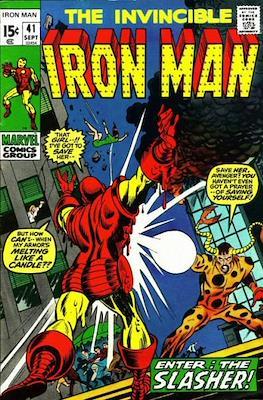 Iron Man Vol. 1 (1968-1996) (Comic book) #41
