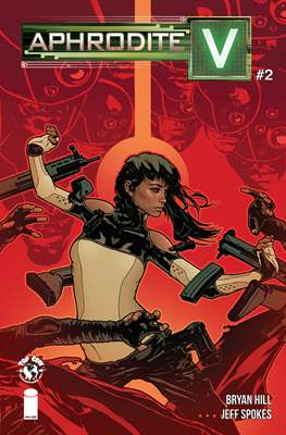 Aphrodite V (2018) (Comic Book) #2