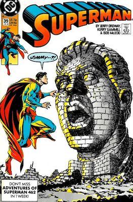 Superman Vol. 2 (1987-2006) #39