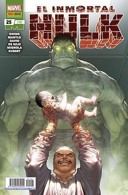 El Increíble Hulk Vol. 2 / Indestructible Hulk / El Alucinante Hulk / El Inmortal Hulk (2012-) (Grapa) #101/25