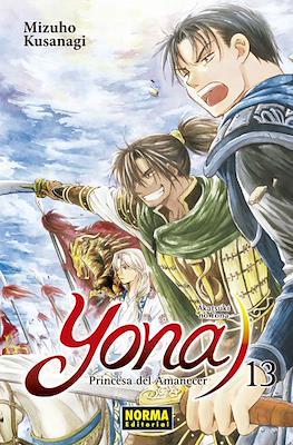 Yona, Princesa del Amanecer #13