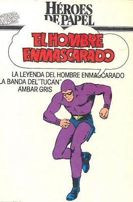 Antología de los mitos del comic Héroes de Papel #4