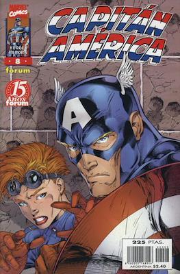 Héroes Reborn: Capitán América (1997-1998) (Grapa 24 pp) #8