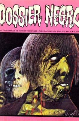 Dossier Negro (Rústica y grapa [1968 - 1988]) #34