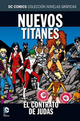 DC Comics Novelas Gráficas (El Mundo-Marca) (Cartoné) #26