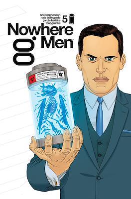 Nowhere Men (Comic-book) #5