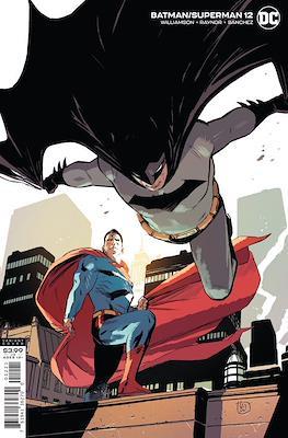Batman / Superman (2019 -Variant Cover) #12