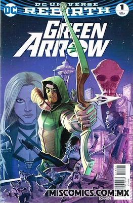 Green Arrow (2018-2019)